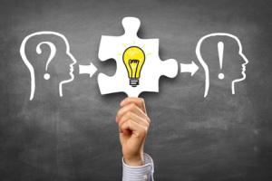 Frage / Idee / Lösung Konzept